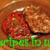 Куриные отбивные в грецком орехе рецепт