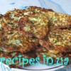 Котлеты из кабачков вегетарианская кухня