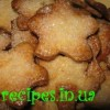 Рецепт песочного печенья «Звёздочка»