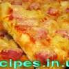 Рецепт «Гавайской» пиццы
