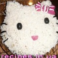Блюдо «Hello Kitty»