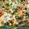 Рецепт приготовления салата с чипсами