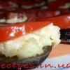 Рецепт баклажанов с чесноком, сыром и помидором