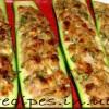 Рецепт фаршированных кабачков в духовке