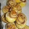 Рецепт приготовления булочек с корицей