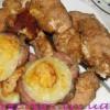 Рецепт приготовления куриных рулетиков с начинкой в духовке