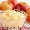 Домашнее яблочное пюре на зиму