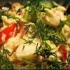 Быстрый рецепт салата для гостей