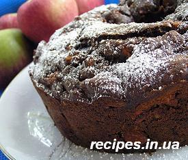 Рецепт приготовления вкусных шоколадных кексов