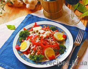 рецепты приготовления гарнира из риса