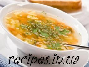 Вкусный суп из баранины с овощами