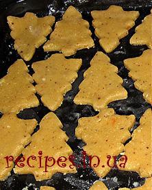Рецепт орехового печенья
