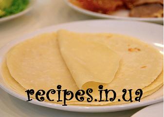 Рецепт тонких блинчиков на молоке