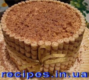Праздничный торт Карусель