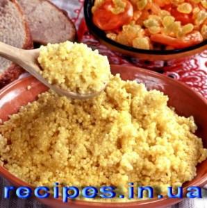 Рецепт приготовления пшенной каши