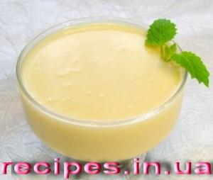 Рецепт грибного соуса на молоке