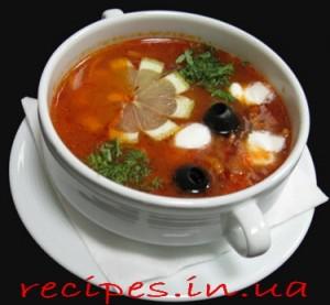 """Суп """"Харчо"""" с бараниной"""