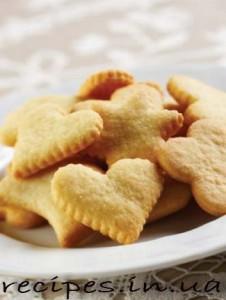 Вкусное постное печенье рецепт