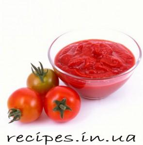 Томатная паста рецепт приготовления