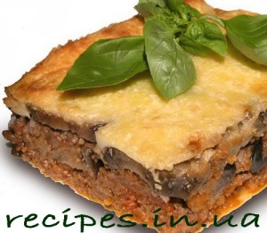 Пирог с мясом и картошка рецепт с фото