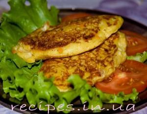 Рецепт приготовления вкусных кабачковых оладий