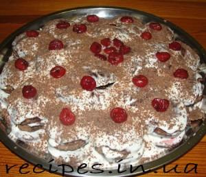 """Рецепт торта """"Пряник"""" без выпечки"""