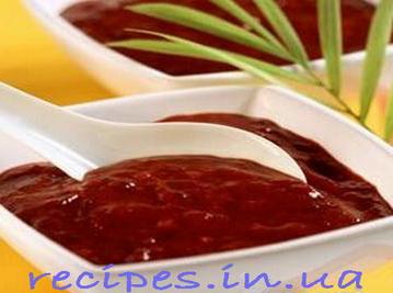 Рецепт соуса из слив к мясу