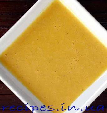 Быстрый горчичный соус с мёдом