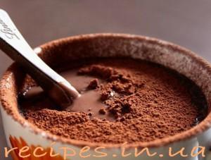 Домашнее какао с молоком