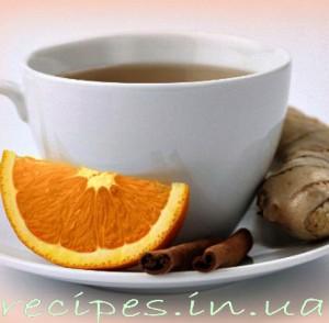 Зелёный чай с имбирём для похудения